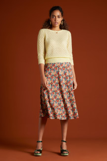 Juno Midi Skirt Santa Rosa