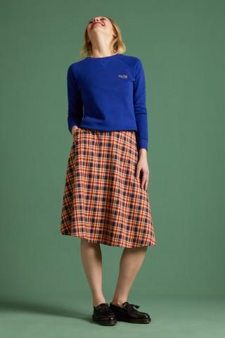 Circle Skirt Lyon Check