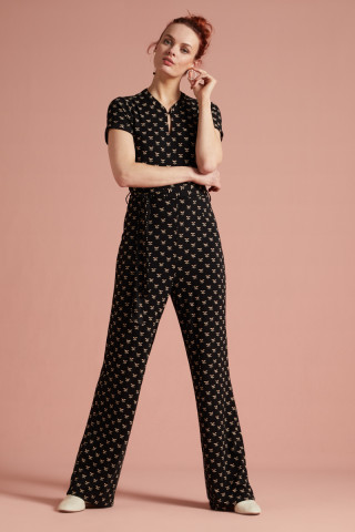 Chinese Jumpsuit Willow