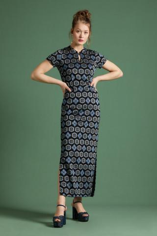 Chinese Maxi Dress Chen