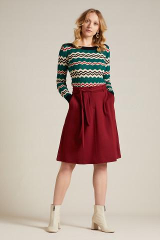 Ava Skirt Milano Uni