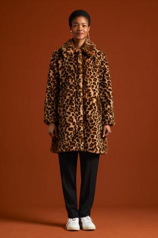 Betty Coat Tigresse