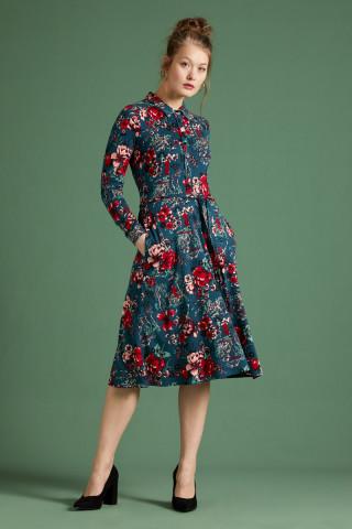 Olive Dress Harajuku
