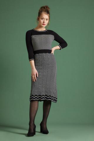 Bella Knit Dress Eldorado