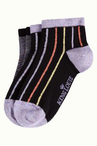 Socks Short 2-Pack Clubbing
