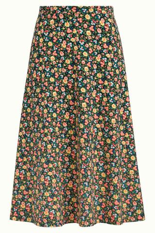 Juno Midi Skirt Castellana