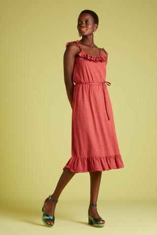 Camilla Dress Little Dots