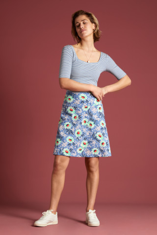 Gemma Top Tweedy Stripe