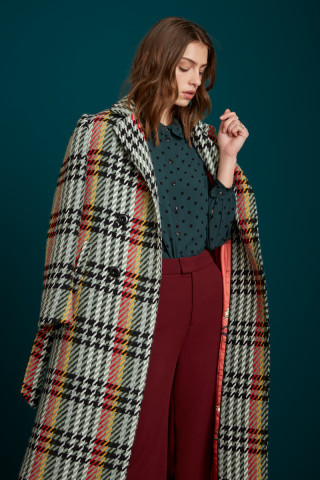 Robin Coat Lemaire Check