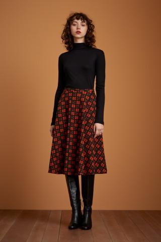 Circle Skirt Wick