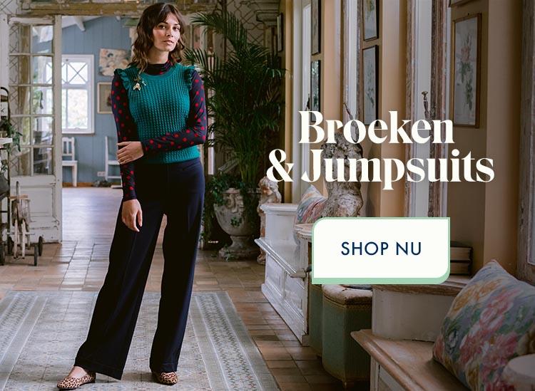 Broeken jumpsuits