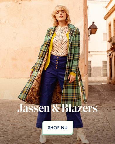 Jassen blazers