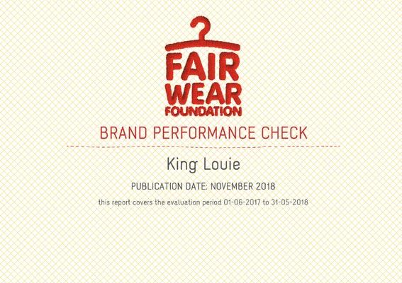 Brand performance check